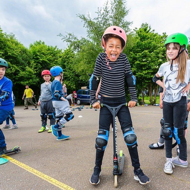 casuton junior scooter
